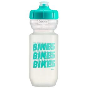 Fabric Gripper Bottle Bikes 750ml, mint